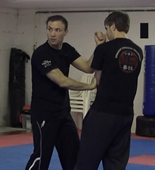 Private Wing Chun Training